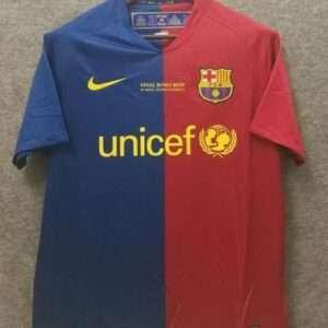 חולצת גמר ליגת האלופות ברצלונה 2009
