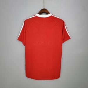 חולצת Retro  באיירן מינכן בית גמר ליגת אלופות עונת 00/01