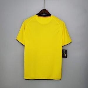חולצת Retro קצרה  ברצלונה 08/09