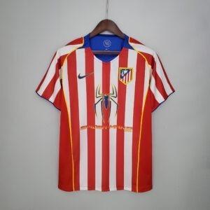 חולצת Retro קצרה בית  אתלטיקו מדריד 04/05
