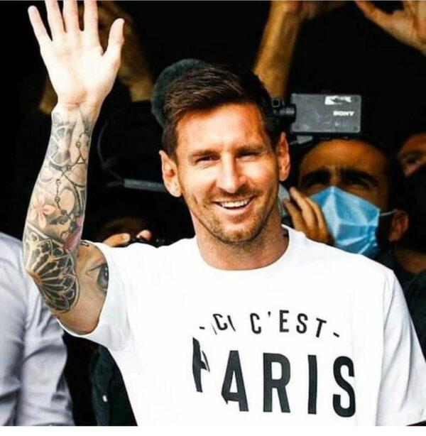 חולצה ICI C' EST- PARIS