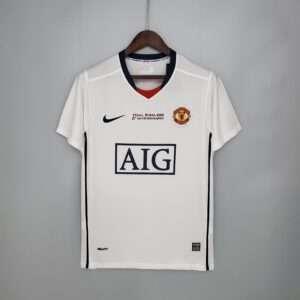 חולצת עבר מנצ'סטר יונייטד חוץ – 08/09 – גמר ליגת האלופות